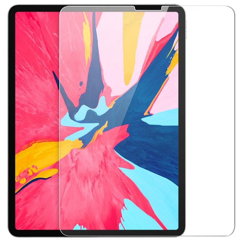 Защитное противоударное стекло MyPads для планшета Apple iPad Pro 12.9 2017/ iPad Pro 12.9 2015 с олеофобным #1
