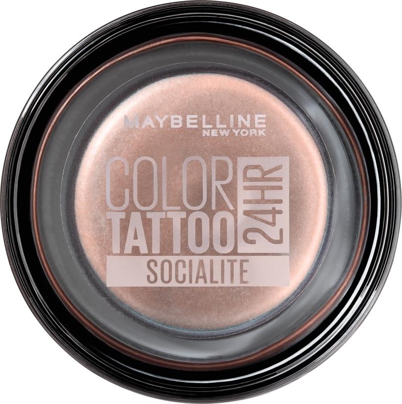"Maybelline New York Тени для век ""Color Tattoo"" 24 часа, оттенок 150, Нежный персик  #1"