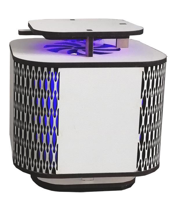 Бактерицидный ультрафиолетовый дезинфектор с ароматизацией воздуха. Модель ПБД-21  #1
