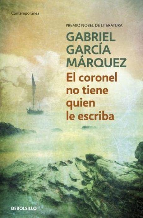 El coronel no tiene quien le escriba | Маркес Габриэль Гарсиа #1