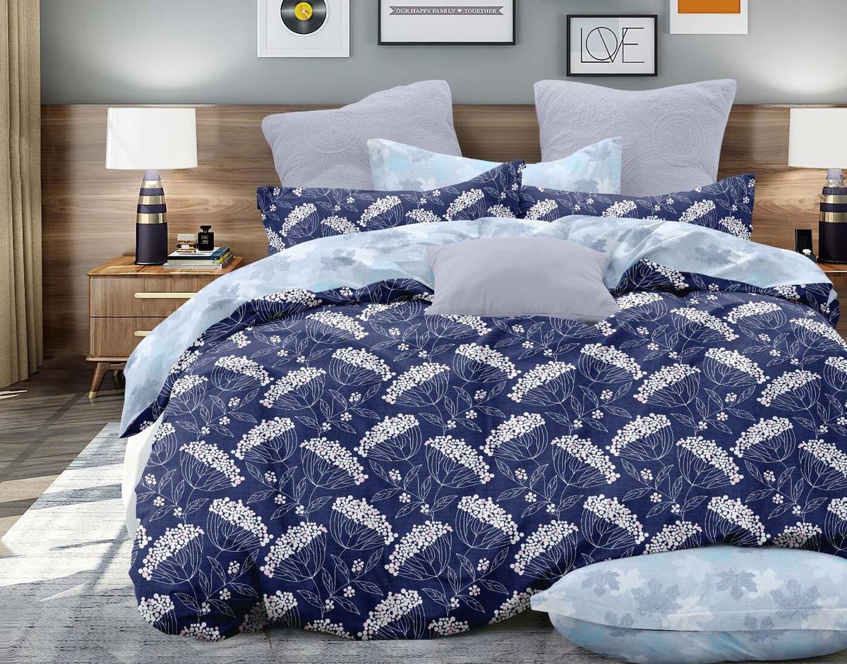 Комплект постельного белья евро поплин заказать ткань через интернет хлопок