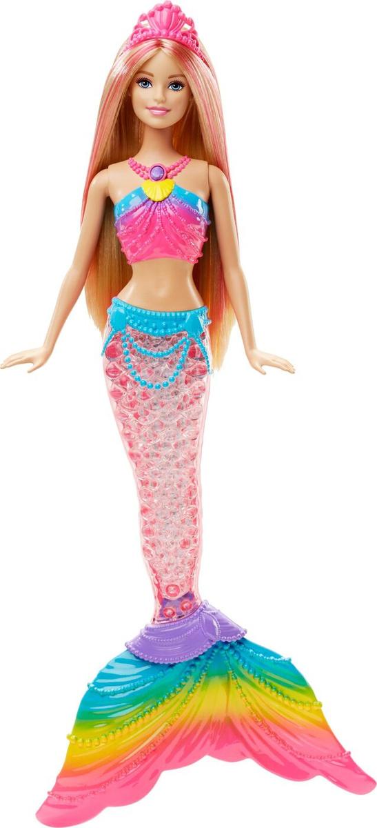 Barbie Радужная русалочка #1