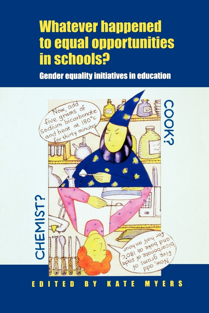Whatever Happened to Equal Opportunities in Schools? #1