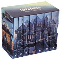 Гарри Поттер. Комплект из 7 книг в футляре | Роулинг Джоан Кэтлин. А что насчет книг?