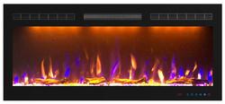 Электрокамин Royal Flame Crystal 40 RF. Навесные электрокамины