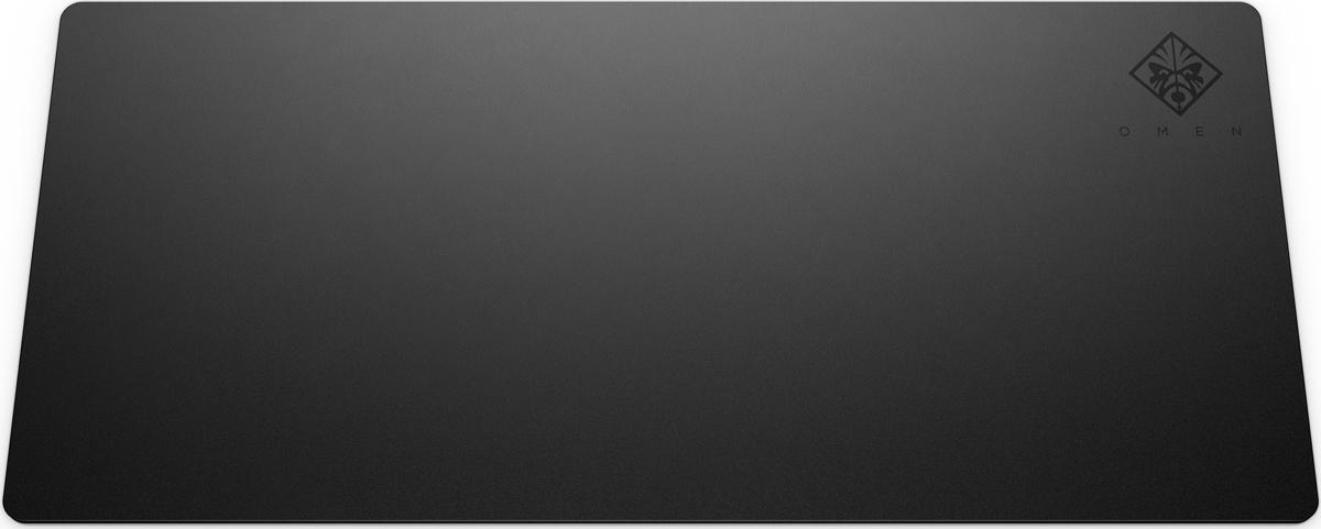 Коврик для мыши HP Omen by Mouse Pad 300 (XL), черный монитор hp omen 25 обзор
