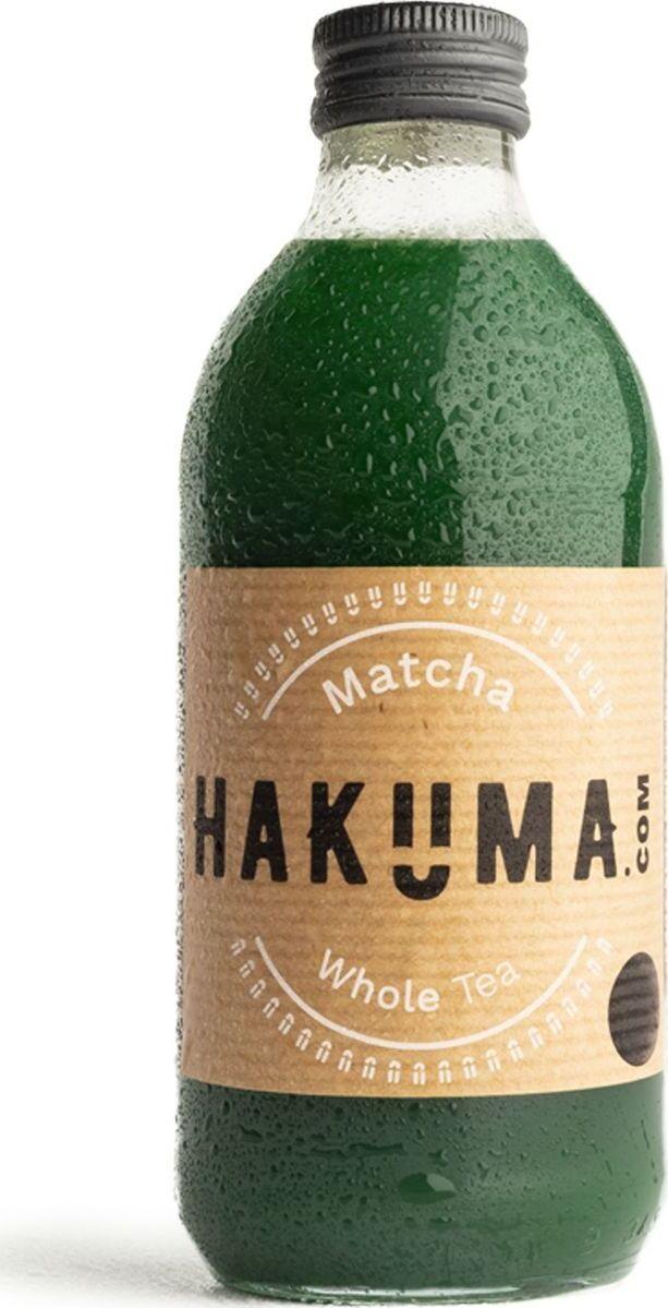 Напиток безалкогольный Hakuma Matcha, 330 мл