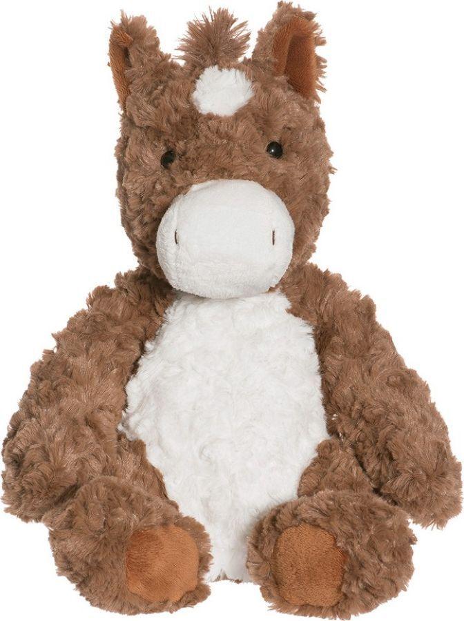 Мягкая игрушка Teddykompaniet Лошадка, 23 см