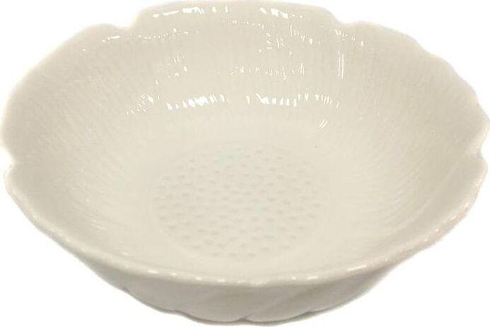 Набор блюд Millimi Цветок, 802278, белый, 3 шт