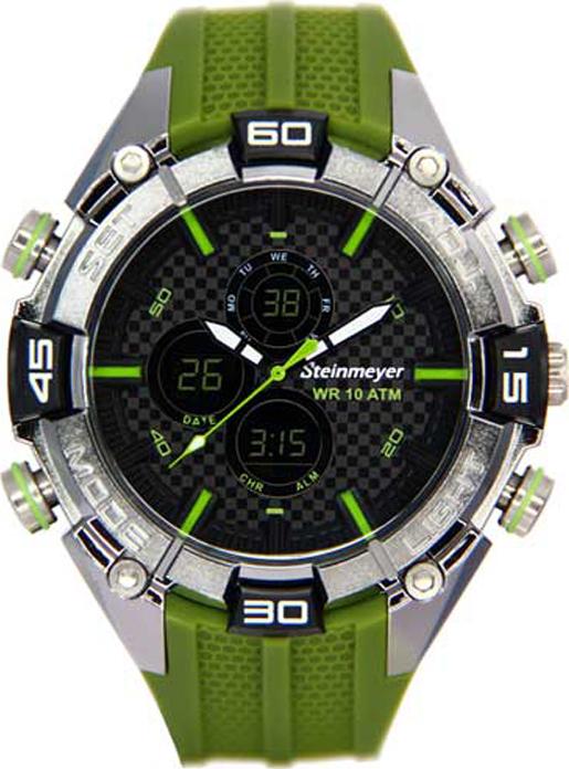 купить Наручные часы Steinmeyer S 152.17.31 по цене 2750 рублей