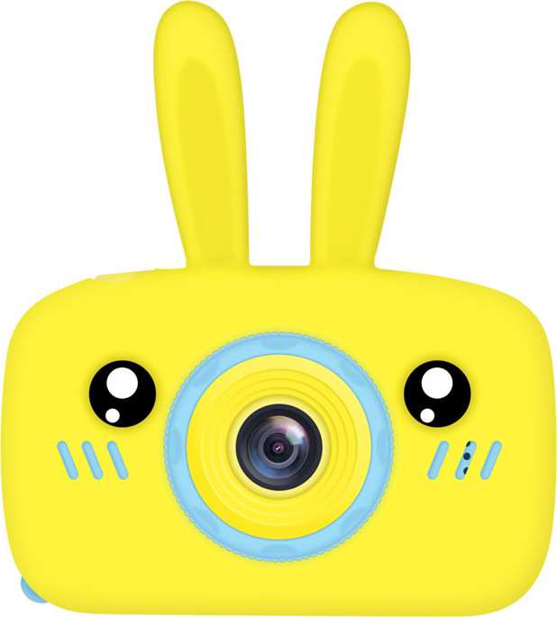Фотоаппарат ZUP Childrens Fun Camera Rabbit, желтый, 1896