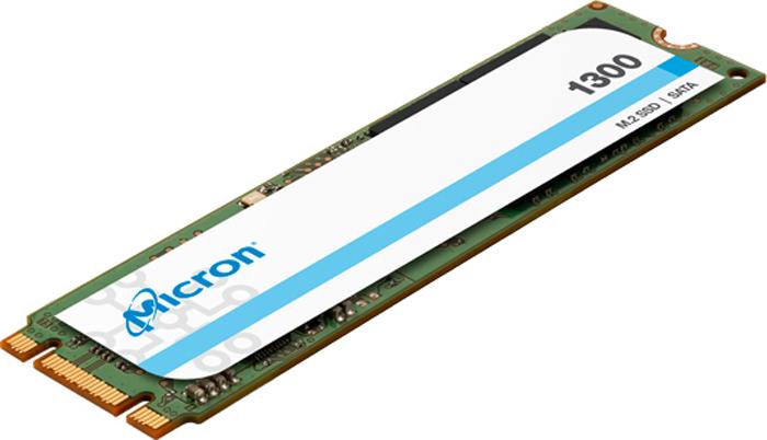 SSD накопитель Micron 1300 1TB, MTFDDAV1T0TDL-1AW1ZABYY все цены