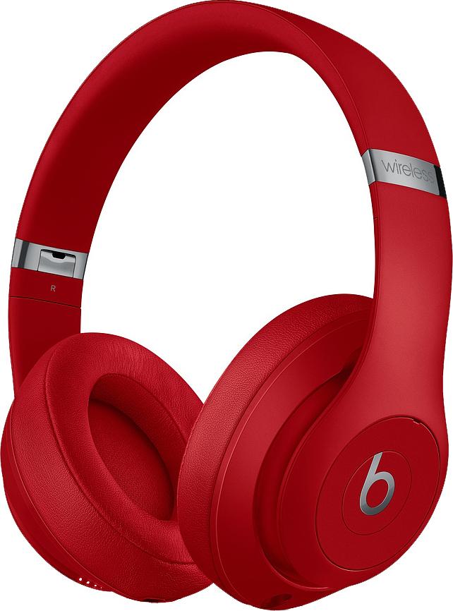 Наушники Bluetooth Beats Studio3 Wireless Red