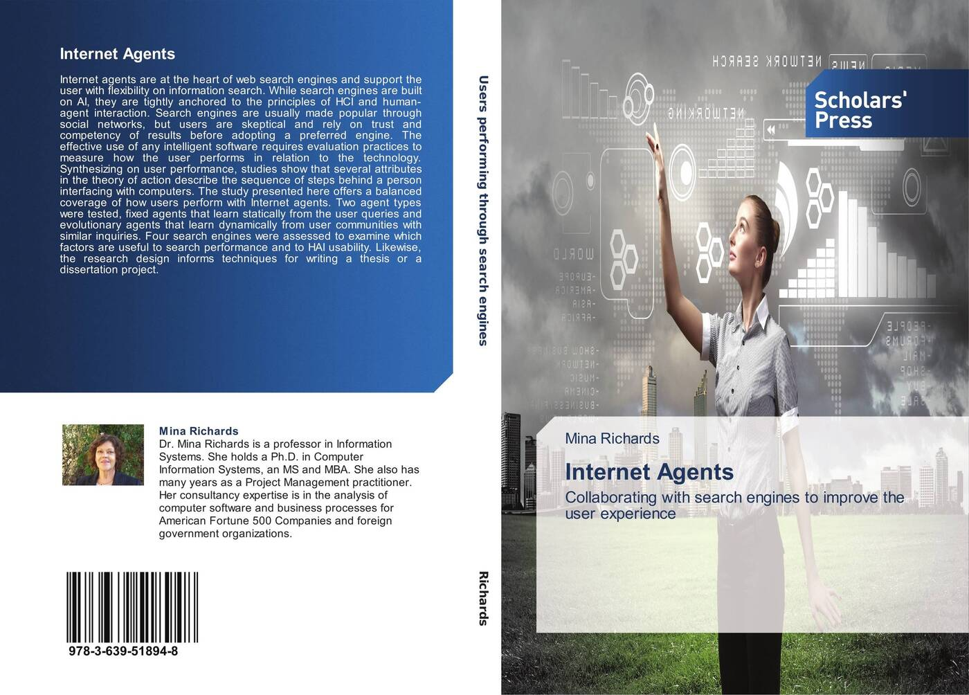 Mina Richards Internet Agents mark levene an introduction to search engines and web navigation