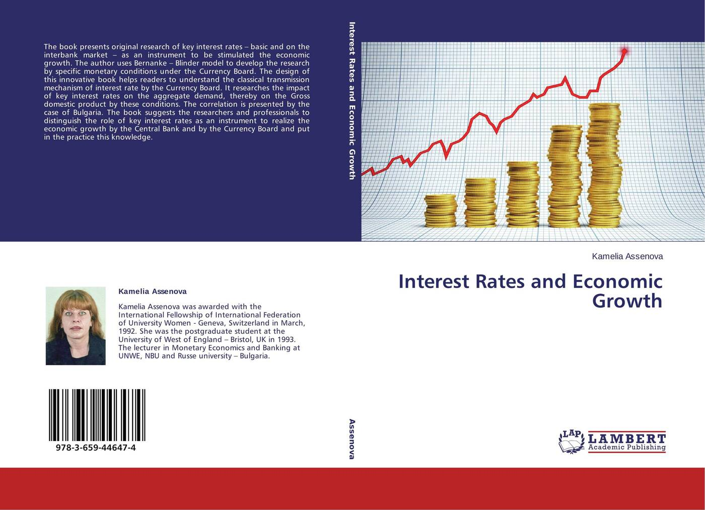 Kamelia Assenova Interest Rates and Economic Growth assessment of interest rates in see countries during crisis