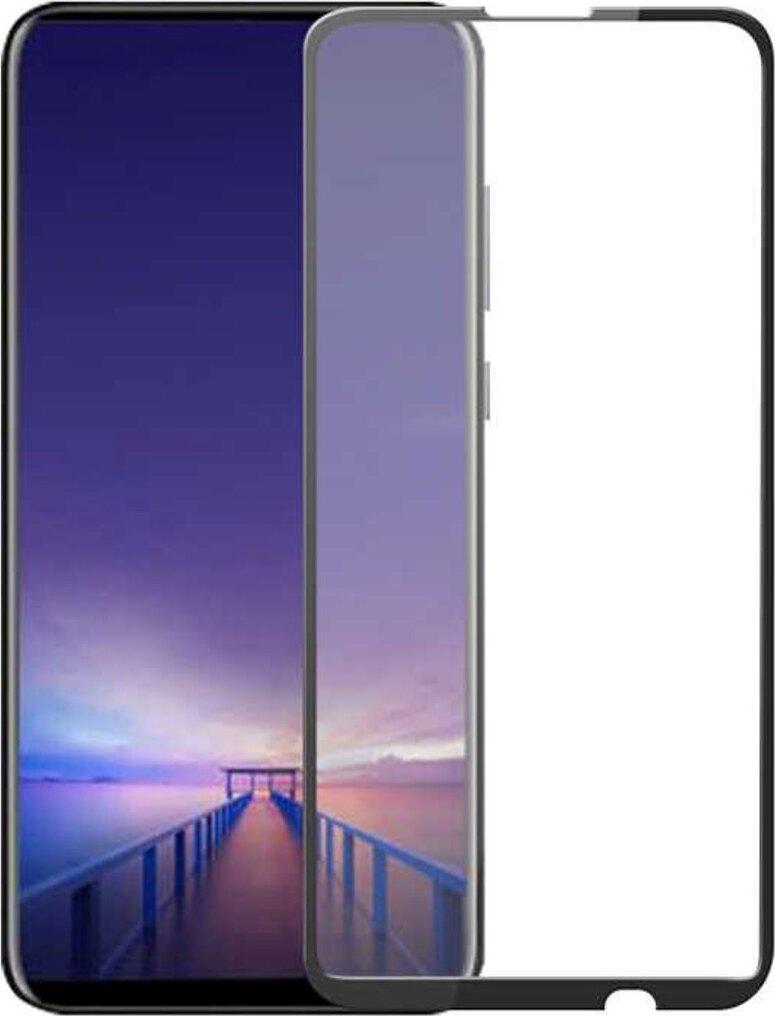 Стекло защитное Dekken рамка FULL SCREEN/FULL GLUE для Huawei P smart Z