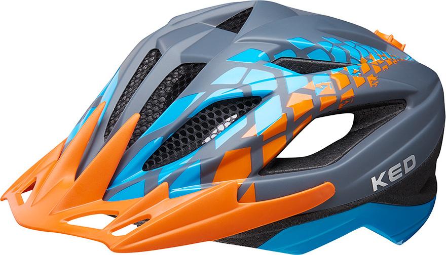 Шлем KED Street Junior Pro Grey, размер M