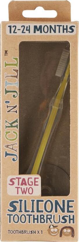 Jack N' Jill щетка-прорезыватель для первых зубов kyotsu jingxiu wizard 4 специальное защитное кольцо с быстрым выпуском