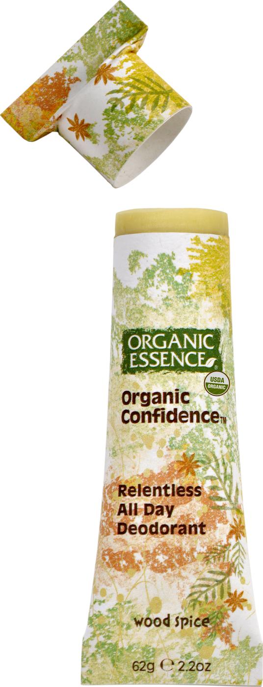 Organic Essence Органический дезодорант, Древесно-пряный 62 г