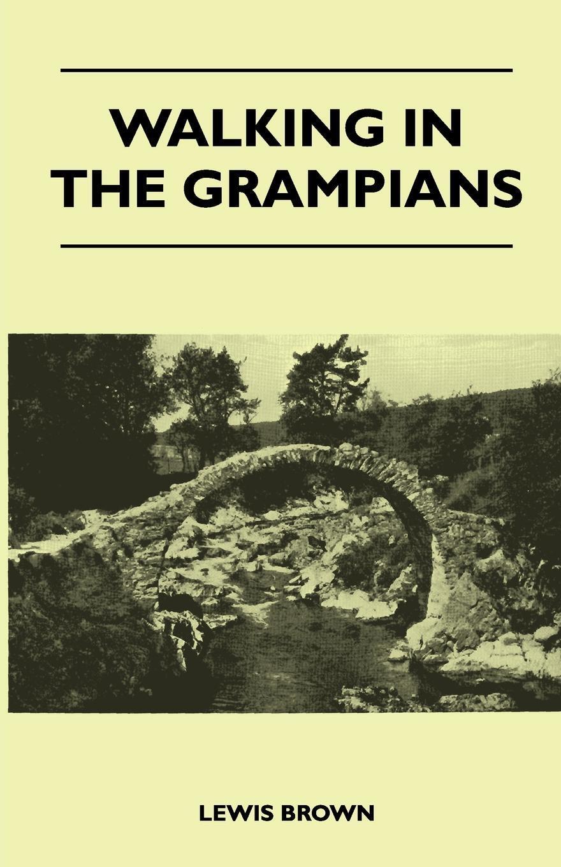 Walking in the Grampians. Charles Plumb
