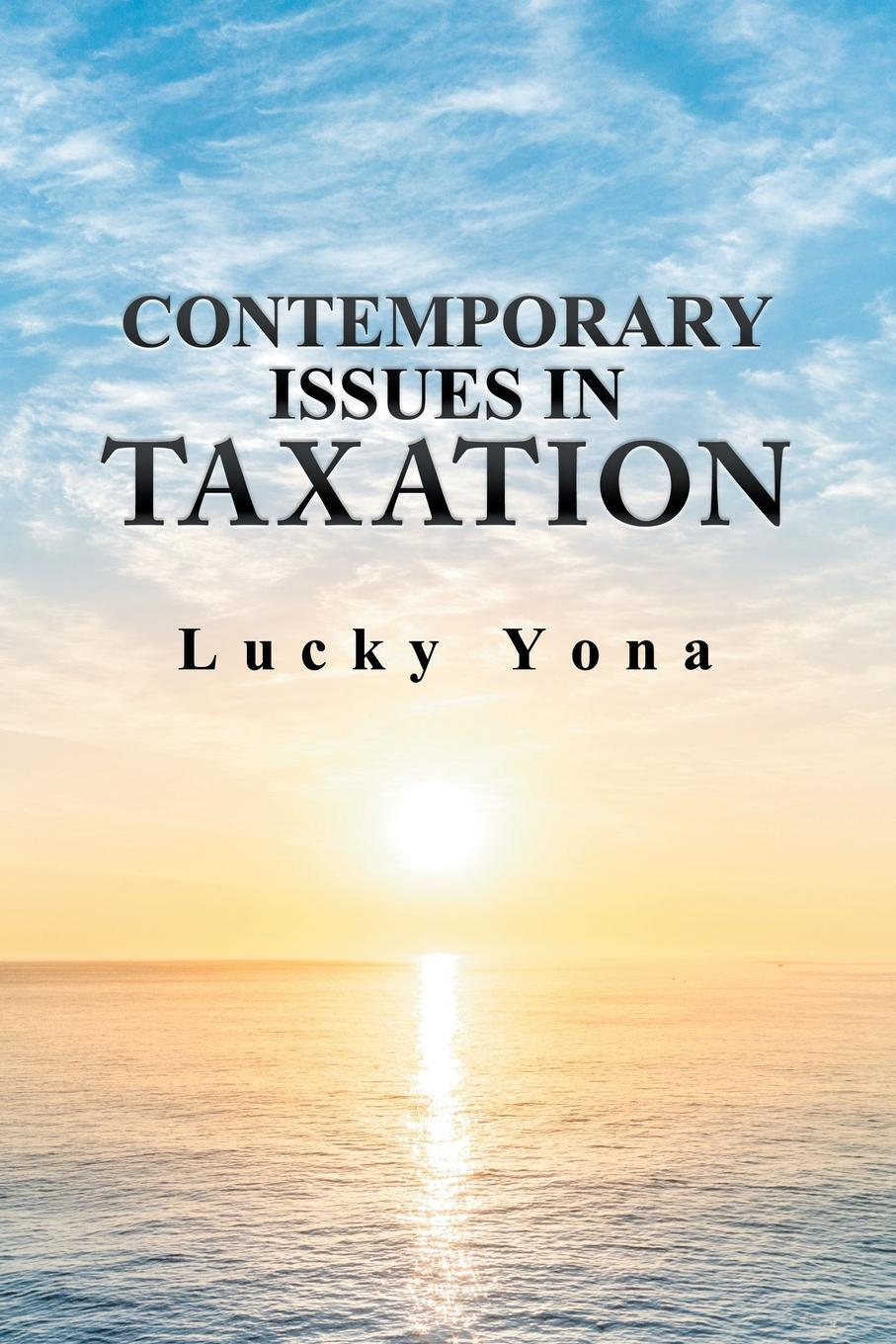 Contemporary Issues in Taxation