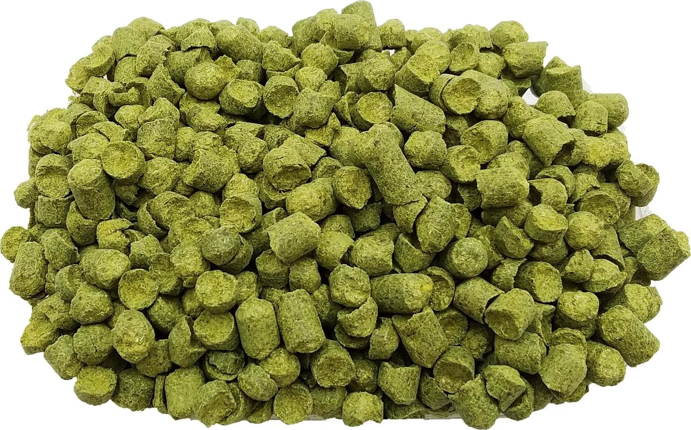 Хмель гранулированный Cascade, 50 гр (для пивоварения, США, Yakima Chief)