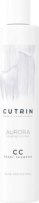 Тонирующий шампунь Cutrin Aurora Перламутровый блеск, 250 мл