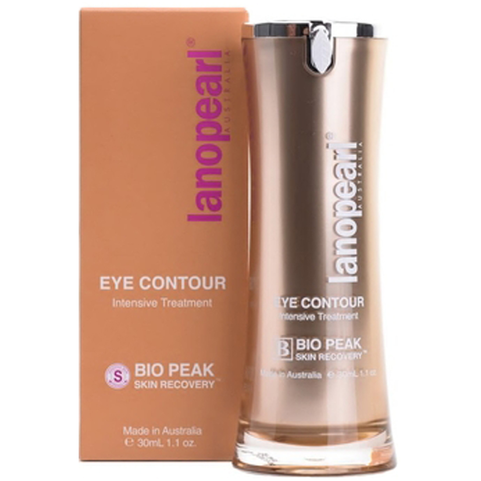 Крем для кожи вокруг глаз Lanopearl Bio Peak Eye Contour Intensive Treatment 30 мл