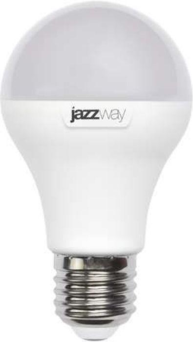 Лампочка Jazzway PLED-SP-A60, Холодный свет 12 Вт, Светодиодная