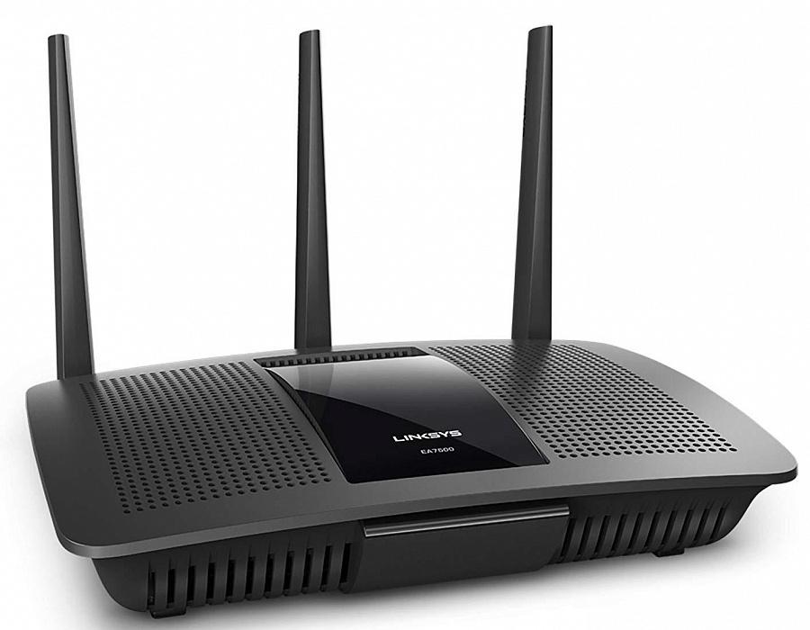 Рутер Linksys EA7500 Max-Stream AC1900 MU-MIMO Gigabit Wi-Fi Router (EA7500-EU)