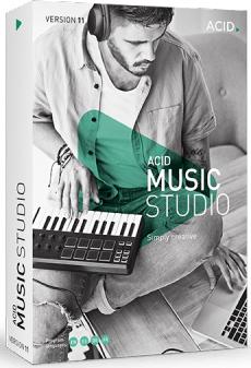 ACID Music Studio 11 - ESD