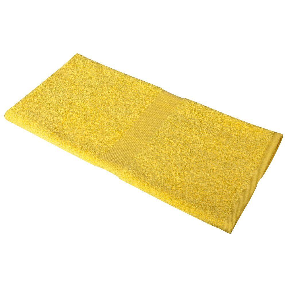 Полотенце махровое Soft Me Medium, желтое