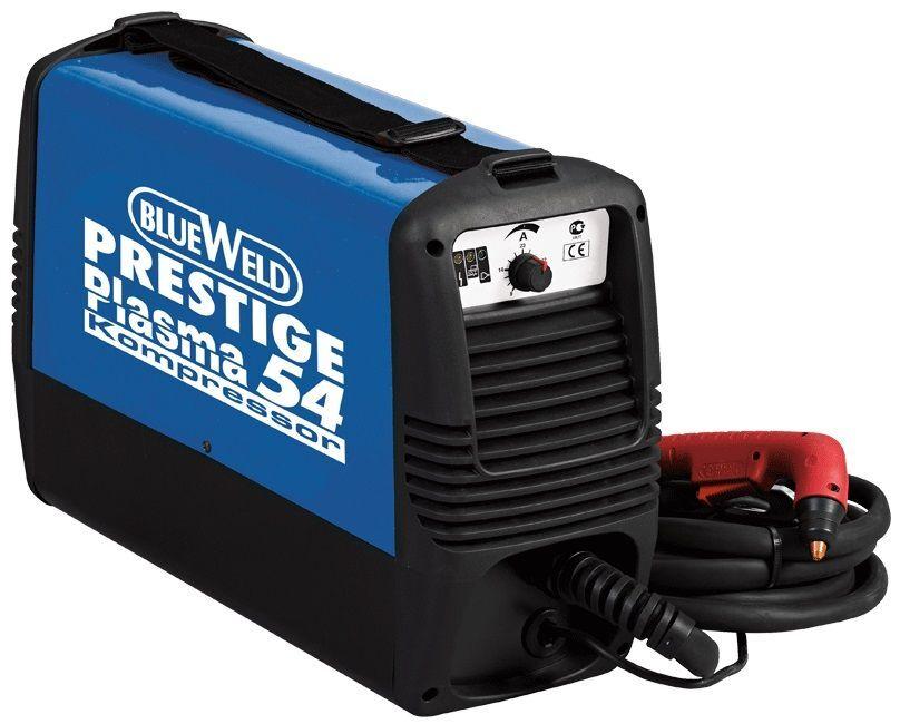 Инвертор для плазменной резки BLUEWELD Prestige Plasma 54 Kompressor