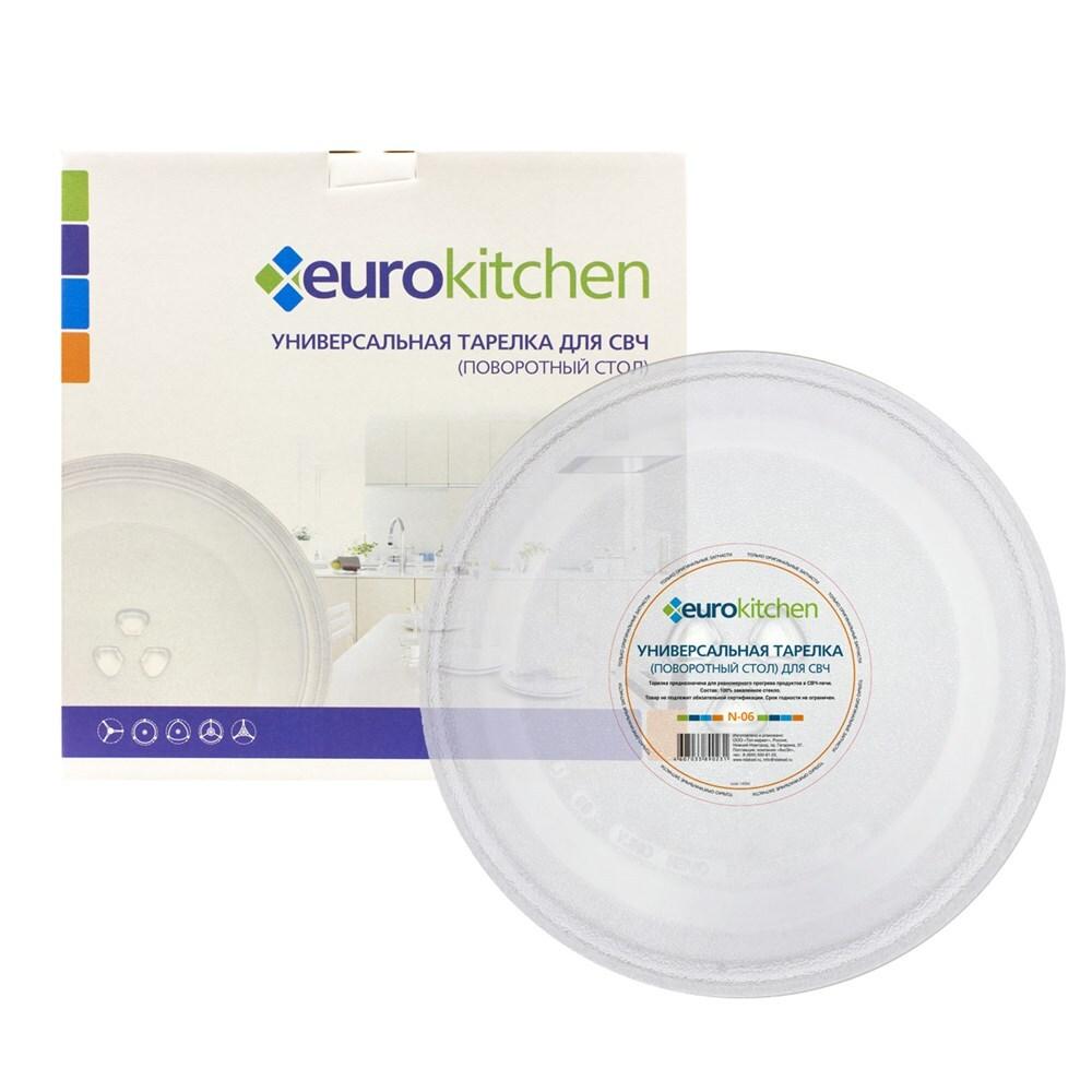 Стеклянная тарелка-поддон для микроволновой печи PANASONIC NN-GD366W