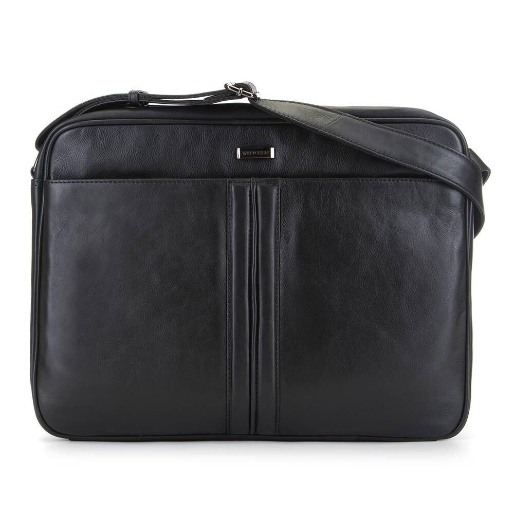 Сумка для ноутбука Wittchen 89-3U-300-1, цвет черный