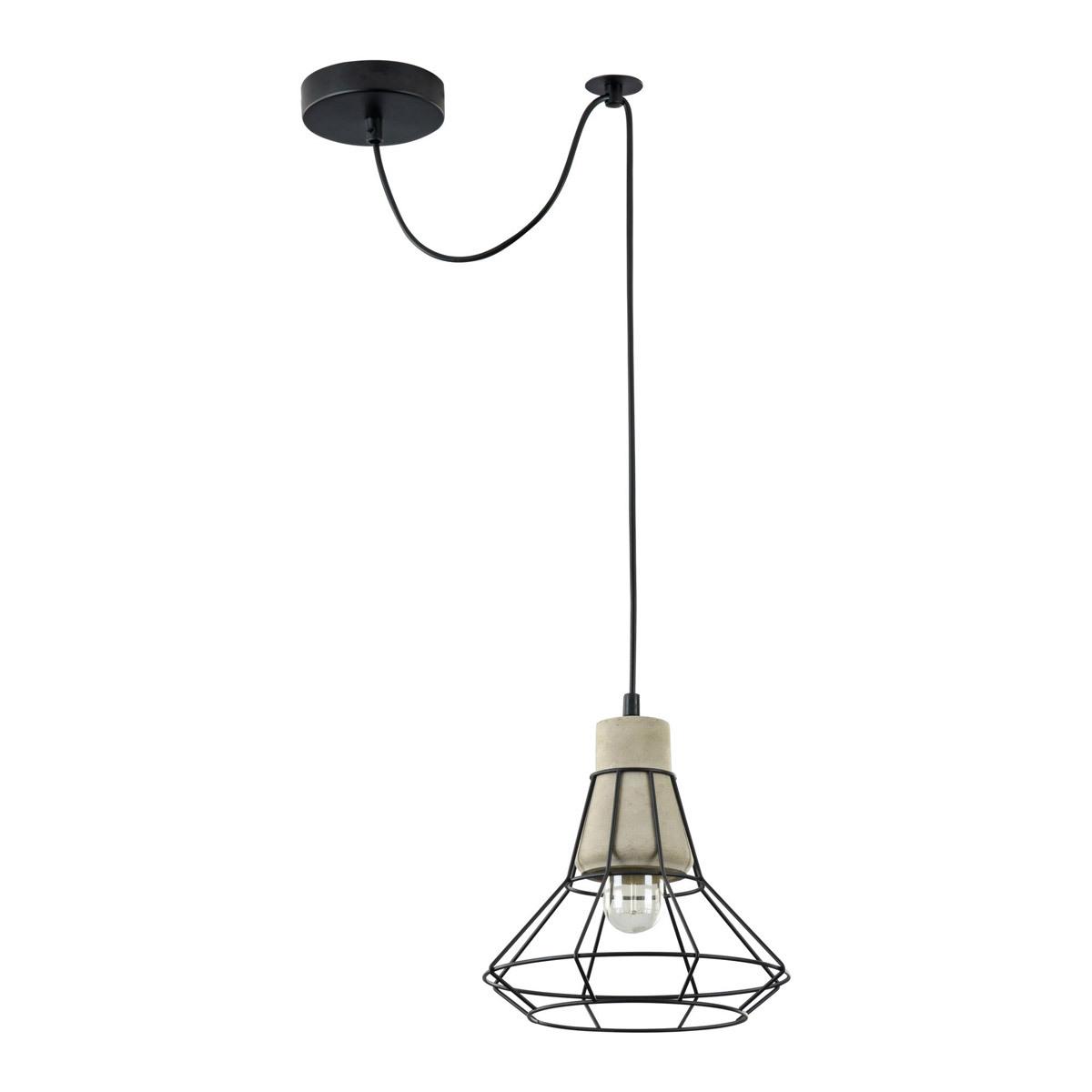 Потолочный светильник Maytoni Gosford T452-PL-01-GR, E27, 40 Вт