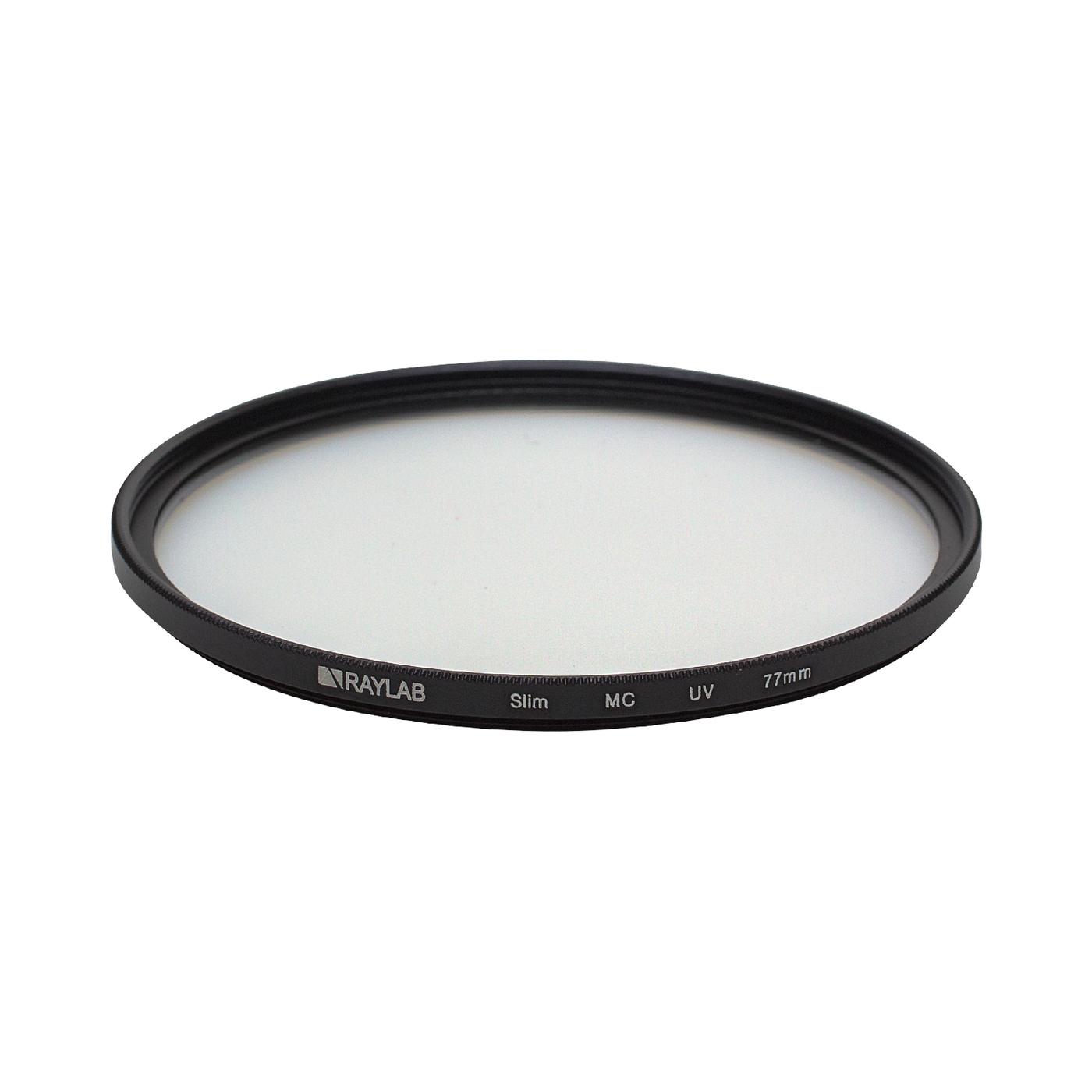 Фильтр защитный ультрафиолетовый RayLab UV Slim 77mm