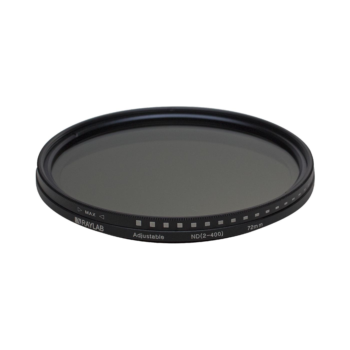 Фильтр нейтральный RayLab ND2-400 72mm