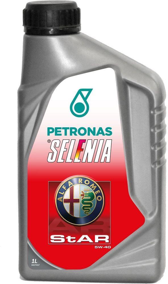 Моторное масло Selenia Star, синтетическое, 5W-40, SM, 1 л