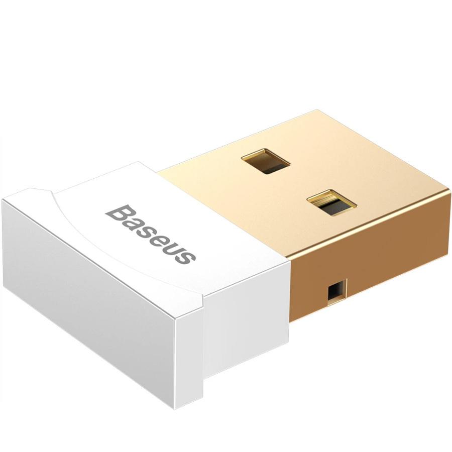 Адаптер Bluetooth Baseus CCALL-BT02 Белый