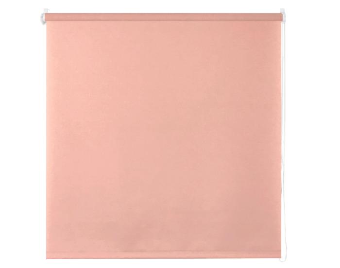Штора рулонная, 70х160 см, цвет коралловый-20626