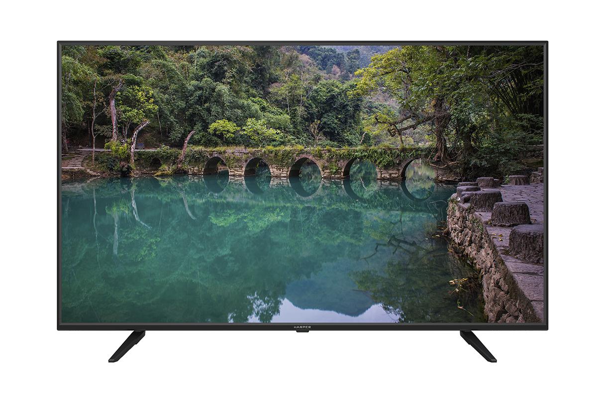 """телевизор harper 65u660ts 65"""" (2020)"""
