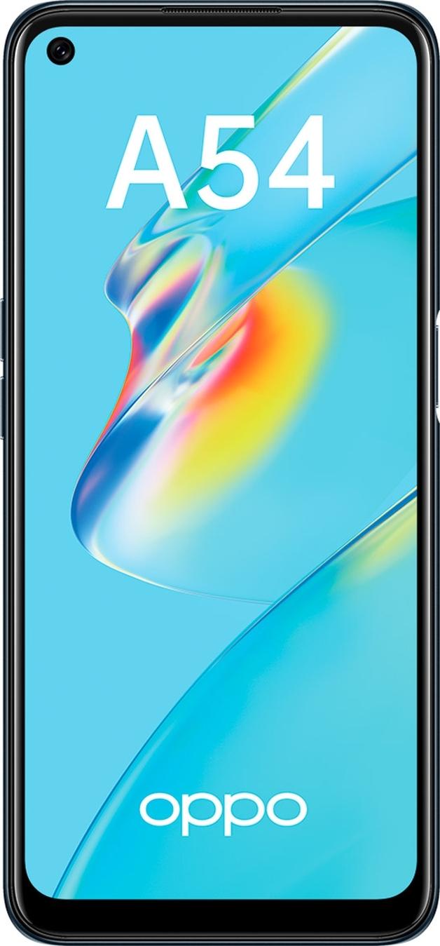 смартфон oppo a54  4/64gb, черный cph2239
