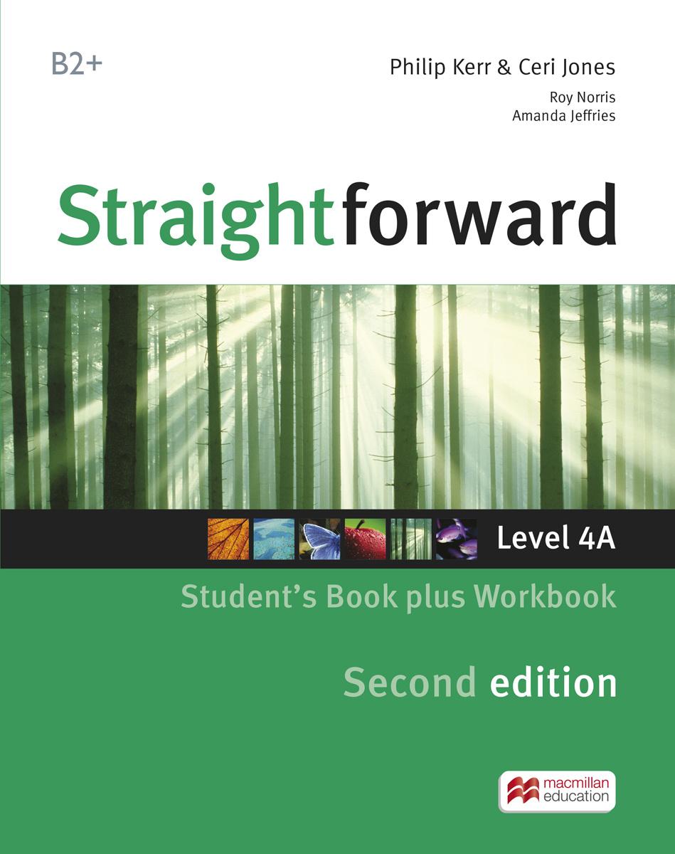 Straightforward: Split Edition 4A: Student's Book (+ workbook) | Kerr Philip, Jones Ceri #1