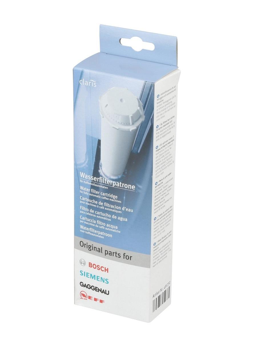 Claris Filtre à Eau Pour Bosch Siemens TCZ6006 TZ60003 Espresso MacHine à Café