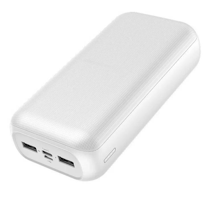Внешний аккумулятор GOLF G55-C, 30000 mah, белый #1