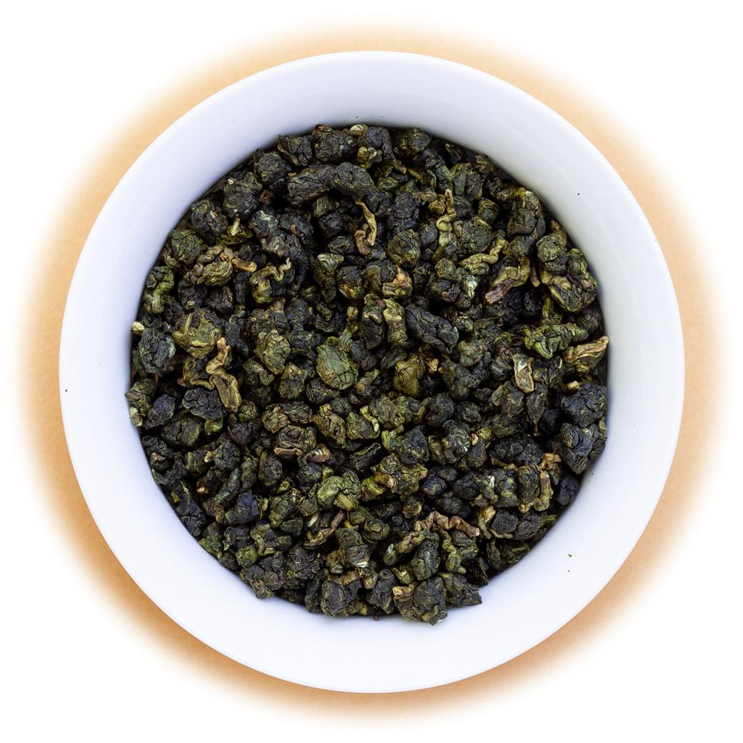 Молочный Улун (Най сян цзинь сюань, milky oolong) китайский чай, 100г  #1
