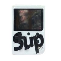 Портативная игровая приставка SUP GAMEBOX PLUS 400 в 1 (белый)