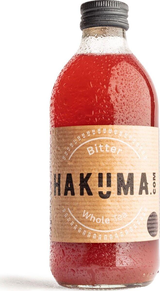 Холодный чай Hakuma Bitter, 330 мл