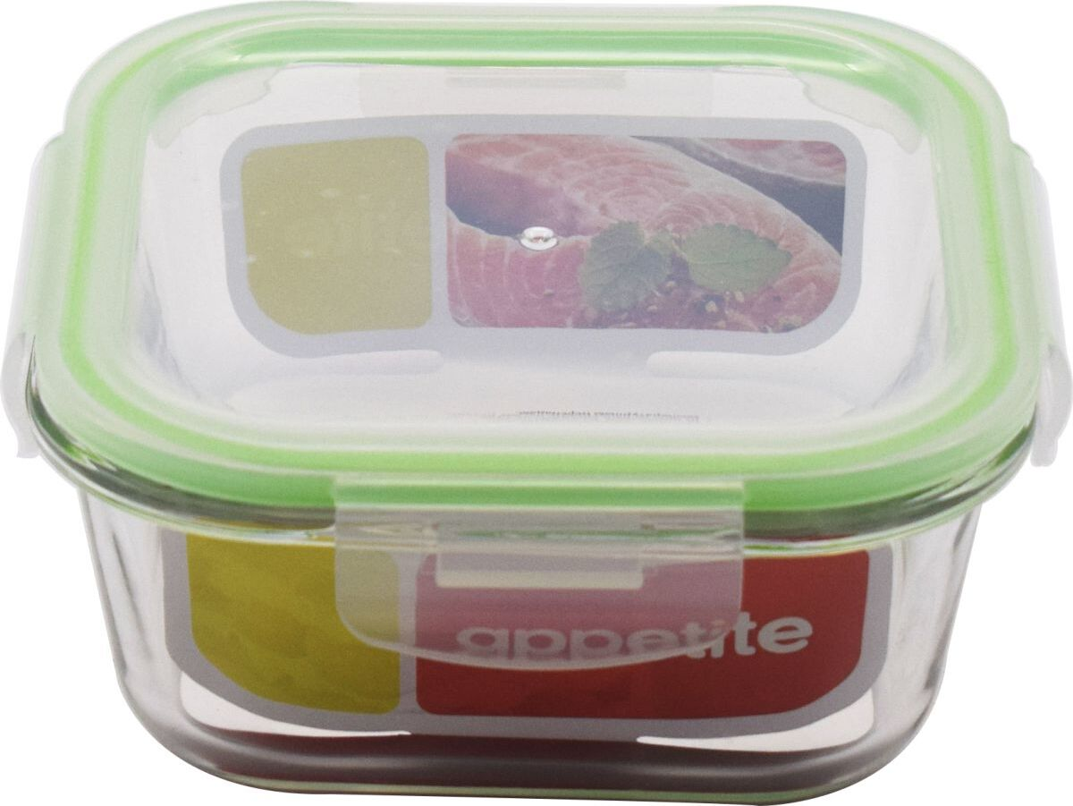 Контейнер пищевой Appetite, SL800SG, зеленый, 800 мл appetite